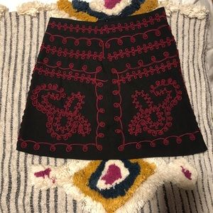 LF Embroidered Skirt